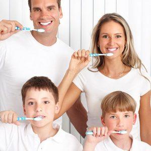 tandart voor hele fam
